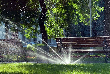 our team also provides commercial irrigation repair in Bakersfield, CA